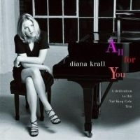 Diana Krall - All For You in the group CD / CD Jazz at Bengans Skivbutik AB (569392)