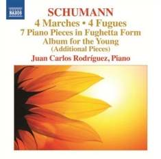 Schumann - Various Works For Piano