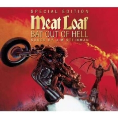 Meat Loaf - Bat Out Of Hell -Spec-