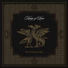 Kings Of Leon - Collection Box -Cd+Dvd-