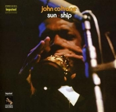 Coltrane John - Sun Ship - The Complete Session