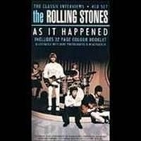 Rolling Stones - As It Happened (Interview Cd)