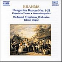 Brahms, Johannes - Hungarian Dances