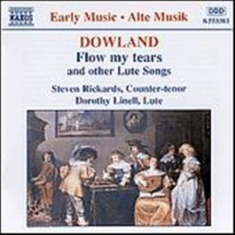 Dowland, John - Flow My Tears