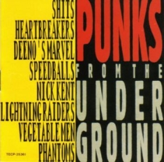 V/A - Punks From The Underground