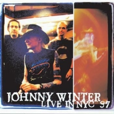 Johnny Winter - Live In Nyc 97