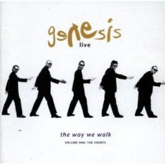 Genesis - Live - Way We Walk 1