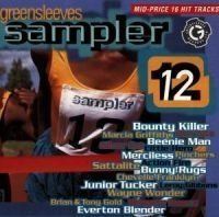 Blandade Artister - Greensleeves Sampler 12