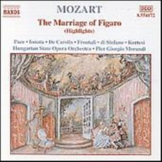 Mozart, Wolfgang Amadeus - Marriage Of Figaro