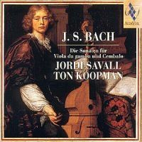 Bach, Johann Sebastian - Sonatas For Viola Da Gamba & H in the group CD / Övrigt at Bengans Skivbutik AB (589174)