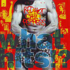 Red Hot Chili Peppers - What Hits/Best Of in the group CD / Hårdrock/ Heavy metal at Bengans Skivbutik AB (589286)
