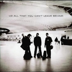 U2 - All That You Can't L