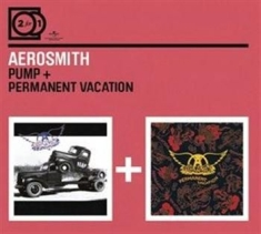 Aerosmith - 2For1 Pump/Permanent Vacation
