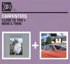 Carpenters - 2For1 Close To You/Now & Then