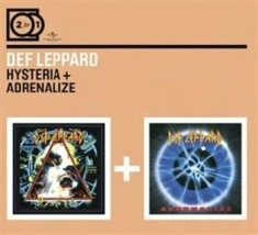 Def Leppard - 2For1 Hysteria/Adrenalize
