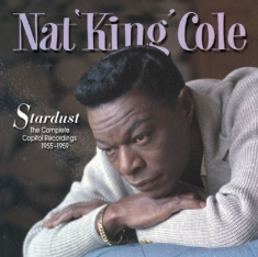 Cole Nat King - Stardust (11Cd+Bok)