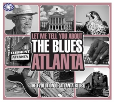 Blandade Artister - Let Me Tell You About The Blues - A