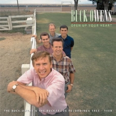 Owens Buck - Open Up Your Heart (7Cd+Bok)