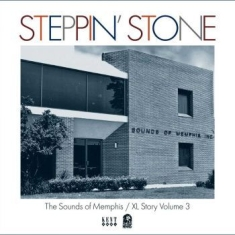 Blandade Artister - Steppin' Stone: The Xl And Sounds O