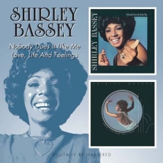 Shirley Bassey - Nobody Does It Like Me/Love Life An