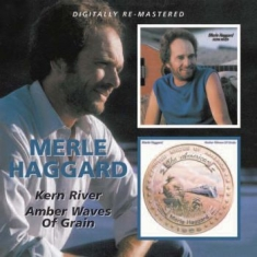 Haggard Merle - Amber Waves Of Grain/Kern River