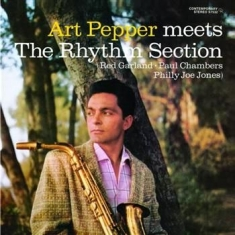 Art Pepper - Meets The Rhythm Section (Ocj)