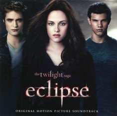 Blandade Artister - The Twilight Saga: Eclipse