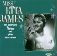 Etta James - Miss Etta James: The Complete Moder