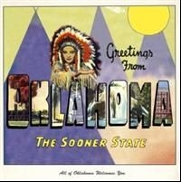 Blandade Artister - Greetings From Oklahoma