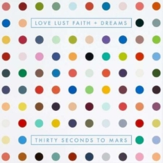 Thirty seconds to mars - Love Lust Faith + Dreams - Box