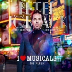 Peter Jöback - I Love Musicals - The Album