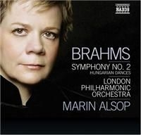 Brahms - Symphony 2, Hungarian Dances