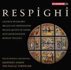Respighi - Orchestral Works