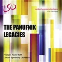 Panufnik - The Panufnik Legacies
