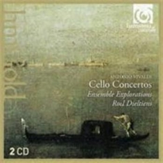 Vivaldi - Cello Concertos (2Cd)