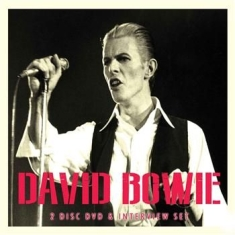 Bowie David - Lowdown The (Cd + Dvd Biography + I