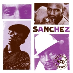 Sanchez - Reggae Legends Box Set