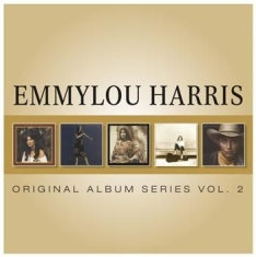 Emmylou Harris - Original Album Series Vol. 2