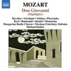 Mozart - Don Giovanni (Highlights)