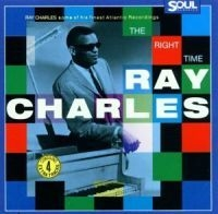 Ray Charles - The Right Time in the group CD / RNB, Disco & Soul at Bengans Skivbutik AB (614578)