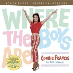 Francis Connie - Where The Boys Are: Connie Francis