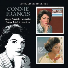 Francis Connie - Sings Jewish Favorites/Sings Irish