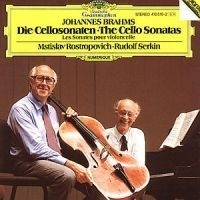 Brahms - Cellosonat 1 & 2