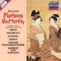 Puccini - Madame Butterfly Utdr