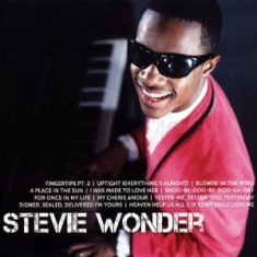 Stevie Wonder - Icon
