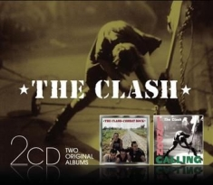 The Clash - London Calling / Combat Rock