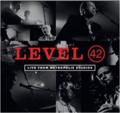 Level 42 - Live From Metropolis (Cd+Dvd)