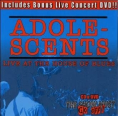 Adolescents - House Of Blues (Cd+Dvd)