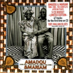 Amadou & Mariam - Complete African Years