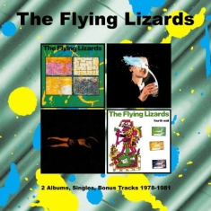 Flying Lizards - Flying Lizards/Fourth Wall